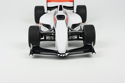 Mon-Tech Front F1 Wing (Black·1pc)
