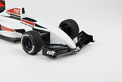 Mon-Tech Front F1 Wing (Black·1pc)