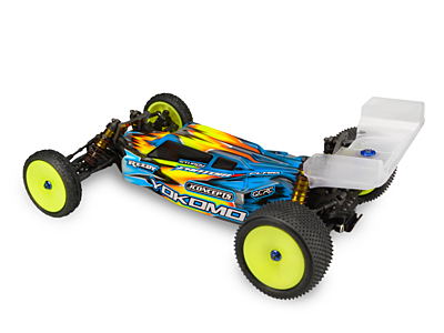 JConcepts S2 - Yokomo YZ-2 Body w/Aero Wings - Standard