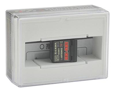 Sanwa RX-481 (2.4GHz, 4-Channel, FHSS-4) Receiver w/Internal Antenna