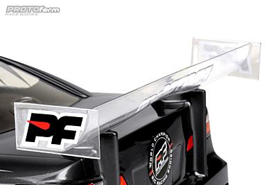 PROTOform Pre-Cut TC Wing Endplates (10 pack)