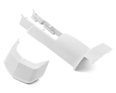Sanwa M12/M12S Small Grip & Cover Set (White)