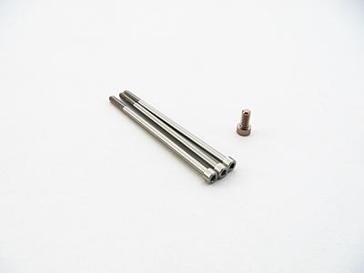Hiro Seiko XeRun V10 G3 Titan/Aluminum Screw Set (Titan)