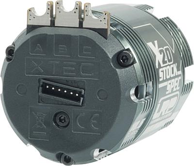 LRP Vector X20 BL StockSpec - 17.5T