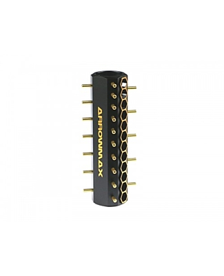 Arrowmax Ultra Pinion Holder 15T~42T (48DP) / 21T~48T (64DP) Black Golden