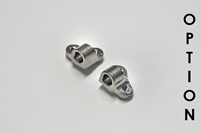 Yokomo Europe BD7 Brass -1mm Lower Separate Suspension Mount (42.0mm·7.0g)