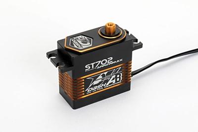 Dash ST702 (0.085s/25.3kg/7.4V) Brushless Servo