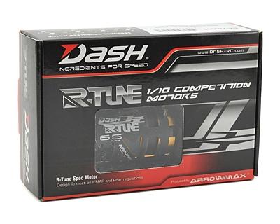 Dash R-Tune 540 Sensored Brushless Motor 6.5T