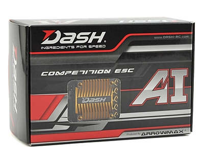 Dash AI PRO Competition ESC