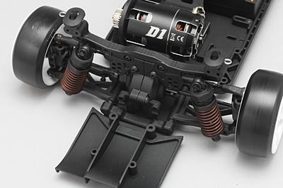 Yokomo YD-2S RWD Drift Car Kit (Plastic Chassis with YG-302 Steering Gyro)