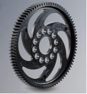 AXON Spur Gear TCS 48P 84T