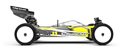 Schumacher CAT L1 1/10 4WD Buggy Kit