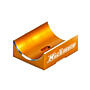 Muchmore Aluminum Capacitor Mount Orange for FLETA EURO V2