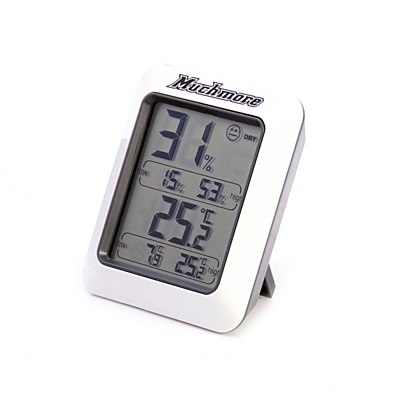 Muchmore Race Helper Pro (Indoor Humidity & Temperature Monitor)