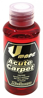 Muchmore V-Made Acute Carpet Tire Traction (Red)