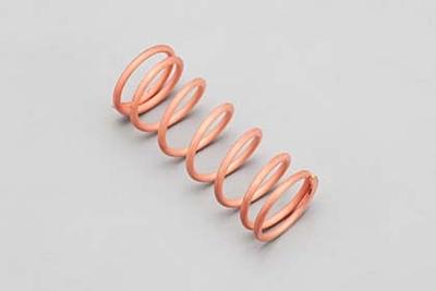 R12 Rear Shock Spring (Copper/Super Hard)
