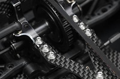 Racing Performer Precision Machined Titanium BH Socket Screw M3×6mm (4pcs)