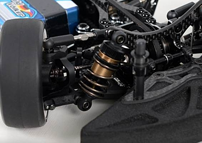 Racing Performer Ultra Shock Spring Linear 3.2 (Hard·2pcs)