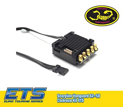 Scorpion Vanguard S2-50 Clubrace Kit ETS