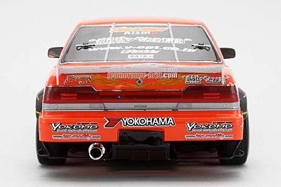 Yokomo YUKE'S Team ORANGE with BEAST EYE C33 LAUREL Body Set