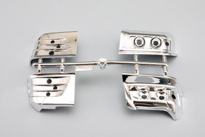 Yokomo Kunny's JZX100 CHASER Light Unit Plastic Parts
