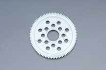 Yokomo 93T Precision Spur Gear (64Pitch)