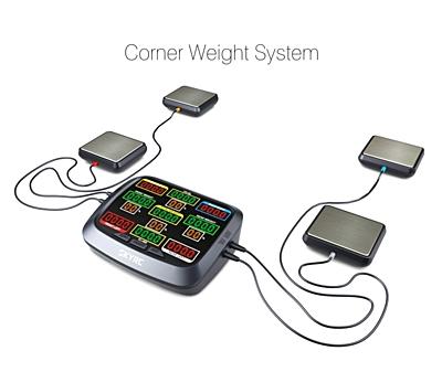 SkyRC Corner Weight System