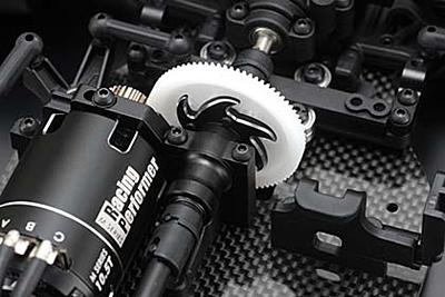 YD-4/YD-2 Aluminum Spur Gear Hub (Bevel Edge)