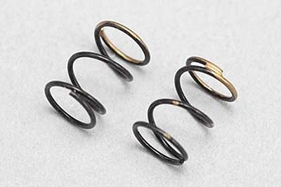 YR-10F Large Diameter King Pin Suspension Spring (Gold/Hard)