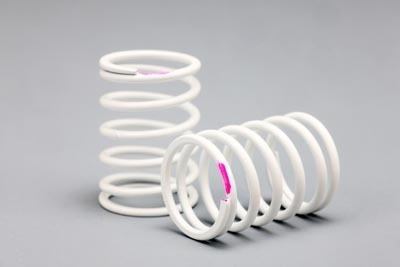 Yokomo PRO Shock Spring (Long Type·Pink)