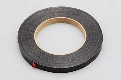 Yokomo Strapping Tape (Black·12mm×50m)
