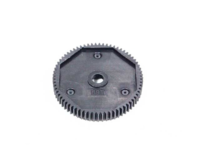 YZ-2 Spur Gear 69T DP48 (for Dual Pad)