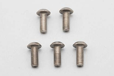 Yokomo Titanium BH Socket Screw M3×8mm (5pcs)