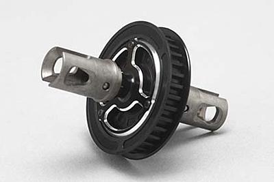 BD8'17 Aluminum Solid Axle (34T·Protector Spec)