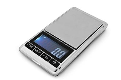 Stainless Steel Pocket Scale (1000g/0.1g)