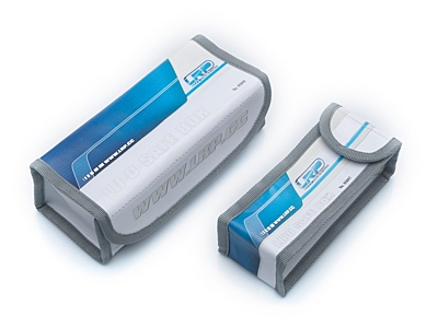 LRP LiPo Safe Box (Large - 18 x 8 x 6 cm)