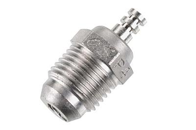 O.S. P4 Turbo Silver Super Hot Plug (Offroad)