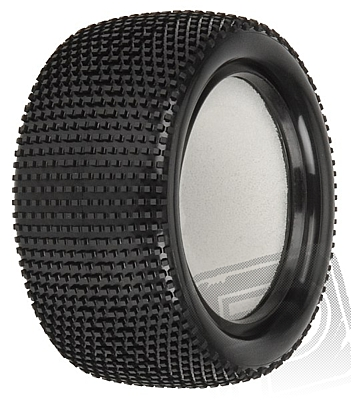 "Pro-Line Hole Shot 2.0 2.2"" M4 (Super Soft) Off-Road Buggy Rear Tires (Impact Firm Inserts)"