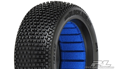Pro-Line Blockade M3 (Soft) Off-Road 1:8 Buggy Tires