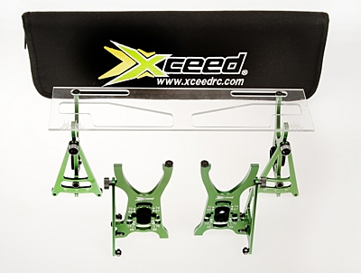 Xceed Set-up Set Pro Alu for 1/8