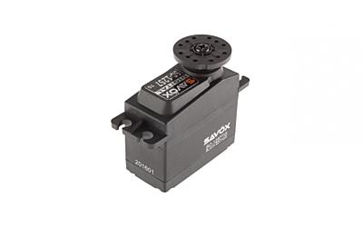 Savöx SC-1257TG Black Edition (0.07s/10.0kg/6.0V) Coreless Servo