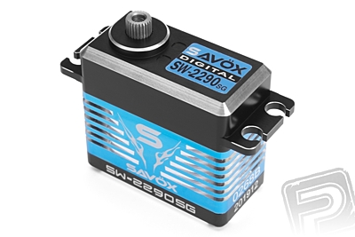 Savöx SW-2290SG Waterproof Monster Torque (0.13s/50.0kg/7.4V) Brushless Servo