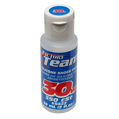 Associated FT Silicone Shock Fluid 30wt (350cSt)
