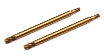 Associated RC8B3 TiN Shock Shafts, 3.5x30.5mm