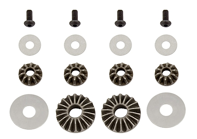 Associated B6.1 Gear Diff Rebuild Kit