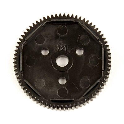 Associated B6.1 Spur Gear, 72T 48P