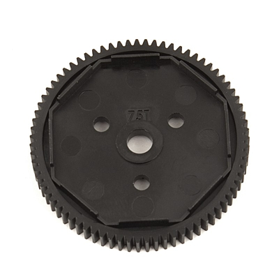 Associated B6.1 Spur Gear, 75T 48P