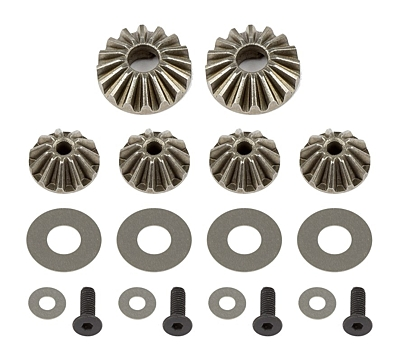 Associated RC10B74 Differential Rebuild Kit