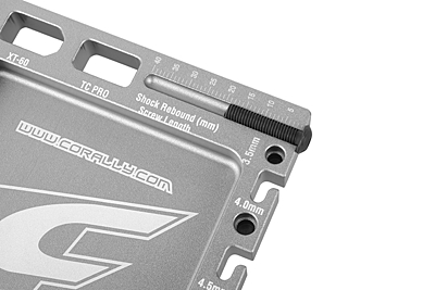 Multi-purpose Ultra Tray - CNC Machined aluminium - Red Color