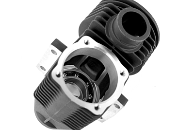 Nitro Racing Engine Etor .21 5+2T - Off-Road
